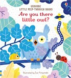 'Are you there little owl?' book cover