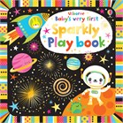 'Baby's very first sparkly playbook' book cover