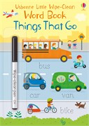 'Things that go' book cover