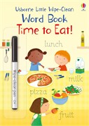 'Time to eat!' book cover