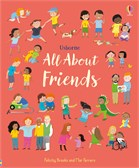 'All About Friends' book cover