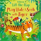 'Play Hide and Seek With Tiger' book cover