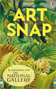 'Art snap' book cover