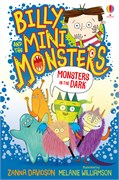 'Billy and the Mini Monsters – Monsters in the Dark' book cover