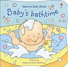 Baby's bathtime bath book