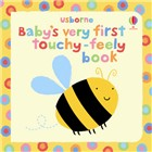 'Baby's very first touchy-feely book' book cover