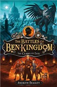 'The Battles of Ben Kingdom — The Claws of Evil' book cover
