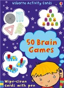 '50 brain games' book cover