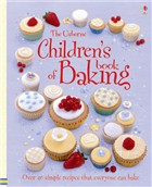 Children's book of baking