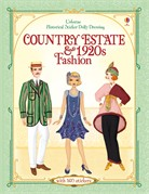 Country Estate and 1920s fashion