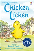 'Chicken Licken' book cover