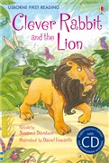 'Clever Rabbit and the Lion' book cover