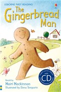 'The Gingerbread Man' book cover
