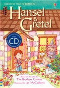 'Hansel and Gretel' book cover