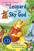 'The Leopard and the Sky God' book cover