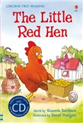 'The Little Red Hen' book cover
