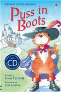 'Puss in Boots' book cover