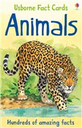 Animals fact cards