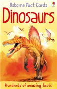 Dinosaurs fact cards