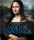 'Book of famous paintings' book cover