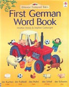 First German Word Book
