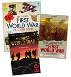 'First World War collection' book cover