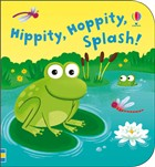 Hippity, hoppity, splash bath book