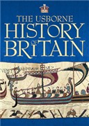 'The Usborne History of Britain' book cover