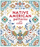 Native American patterns to color