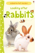 'Looking after rabbits' book cover