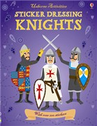 'Sticker Dressing: Knights' book cover