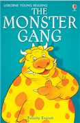 'The monster gang' book cover