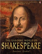 'World of Shakespeare' book cover