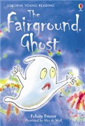 'The fairground ghost' book cover