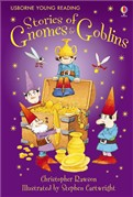 'Stories of gnomes and goblins' book cover