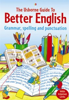 Smukt og farverigt usborne guide to better english by r. Gee acua6b4a.