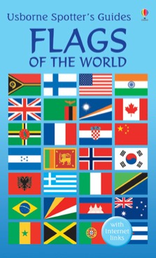 spotter s guides flags in usborne quicklinks