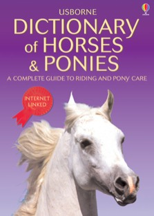 Dictionary of horses and ponies
