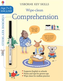 Wipe-Clean Comprehension 7-8