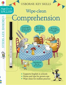 Wipe-Clean Comprehension 8-9