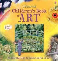 The children's book of art
