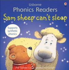 Sam sheep can't sleep