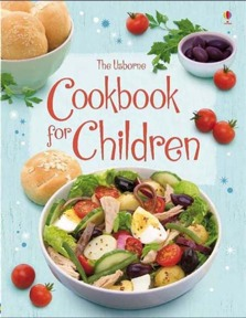The Usborne cookbook for children