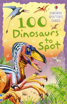 100 dinosaurs to spot