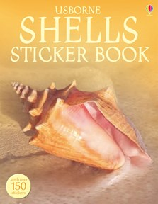 Shells sticker book