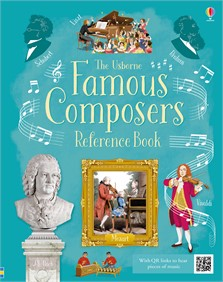 Famous composers reference book