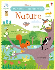 My first reference book about nature
