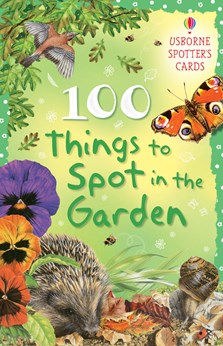 100 things to spot in the garden