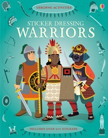 Sticker Dressing Warriors