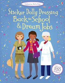 Back to school and Dream jobs